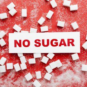 no sugar for fast metabolism