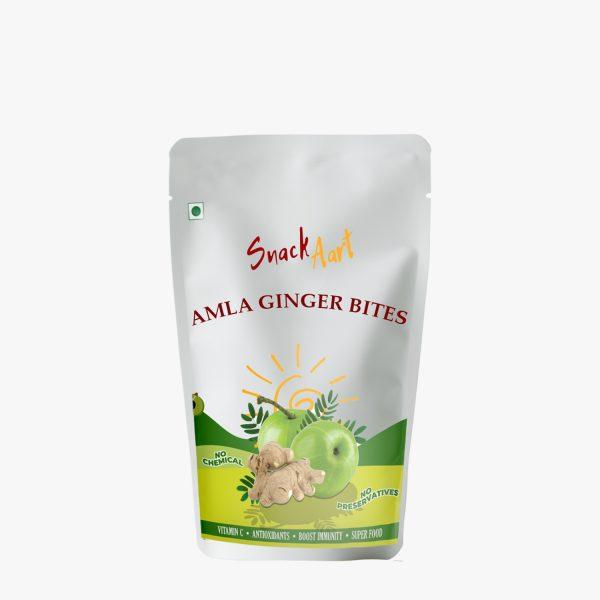 Amla Ginger Bites | 90g | Pack of 4