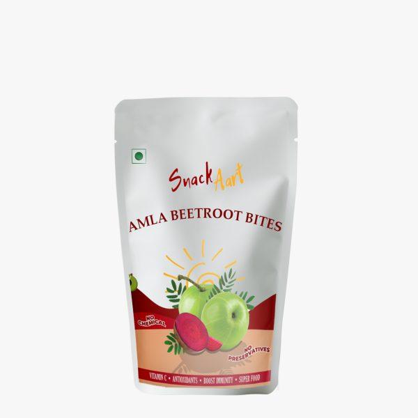 Amla Beetroot Bites | Immunity Booster | Pack of 4 X 90g