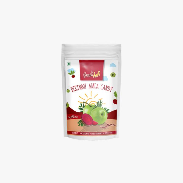 Amla Beetroot Bites | 100g | Pack of 2