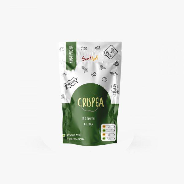 Crispea Nimbu Pudina | 36g | Pack of 5