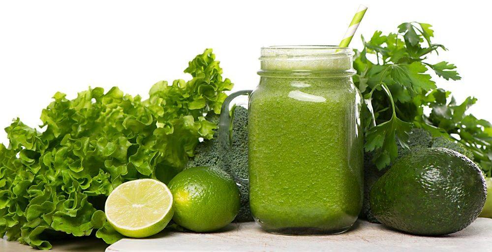green smoothie for alkaline diet
