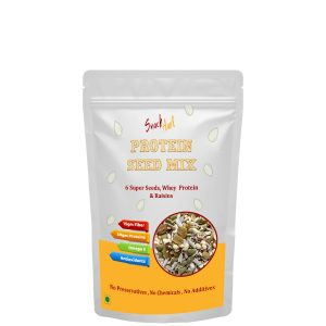 snack aart protein seed mix