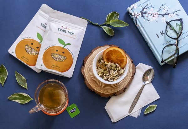 Healthy Trail Mix Diwali Gift Hamper