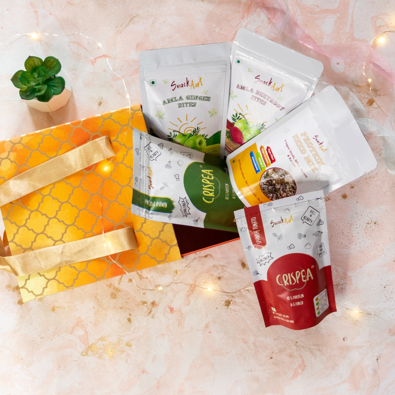 healthy diwali gift box